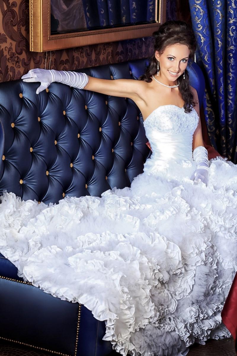 Choisir sa robe de mariée n'est pas facile