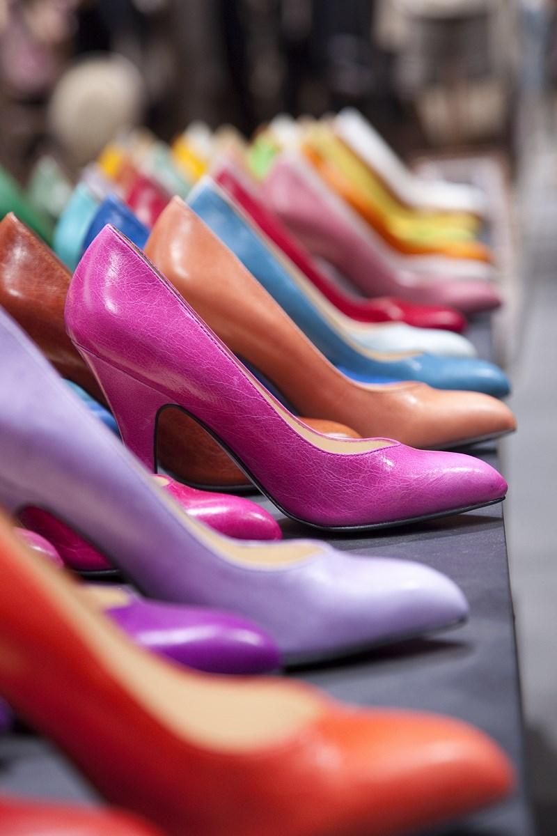 Je suis fan de chaussures