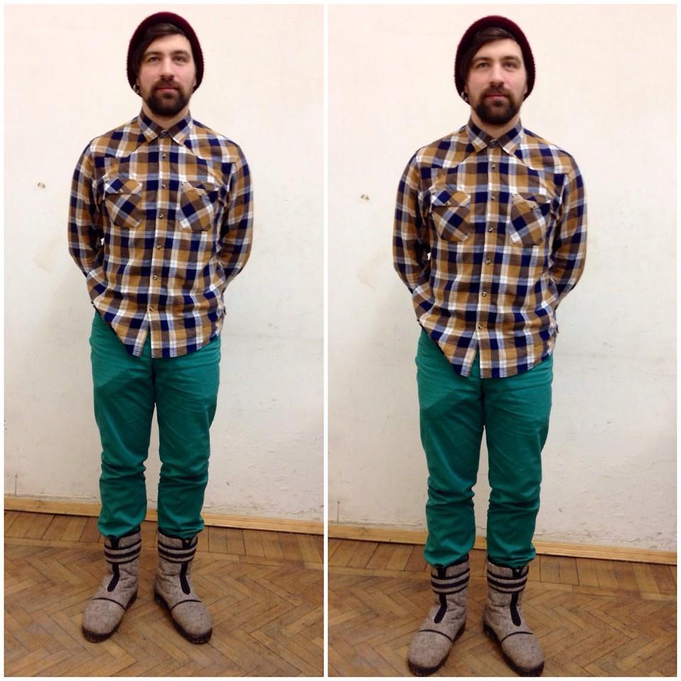 Look hipster une attitude et un style pour homme ou femme - Look hipster homme ...