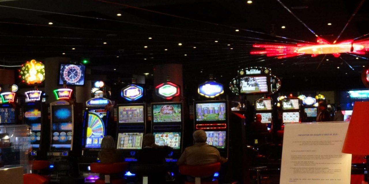 Machines a sous : le casino virtuel chez vous