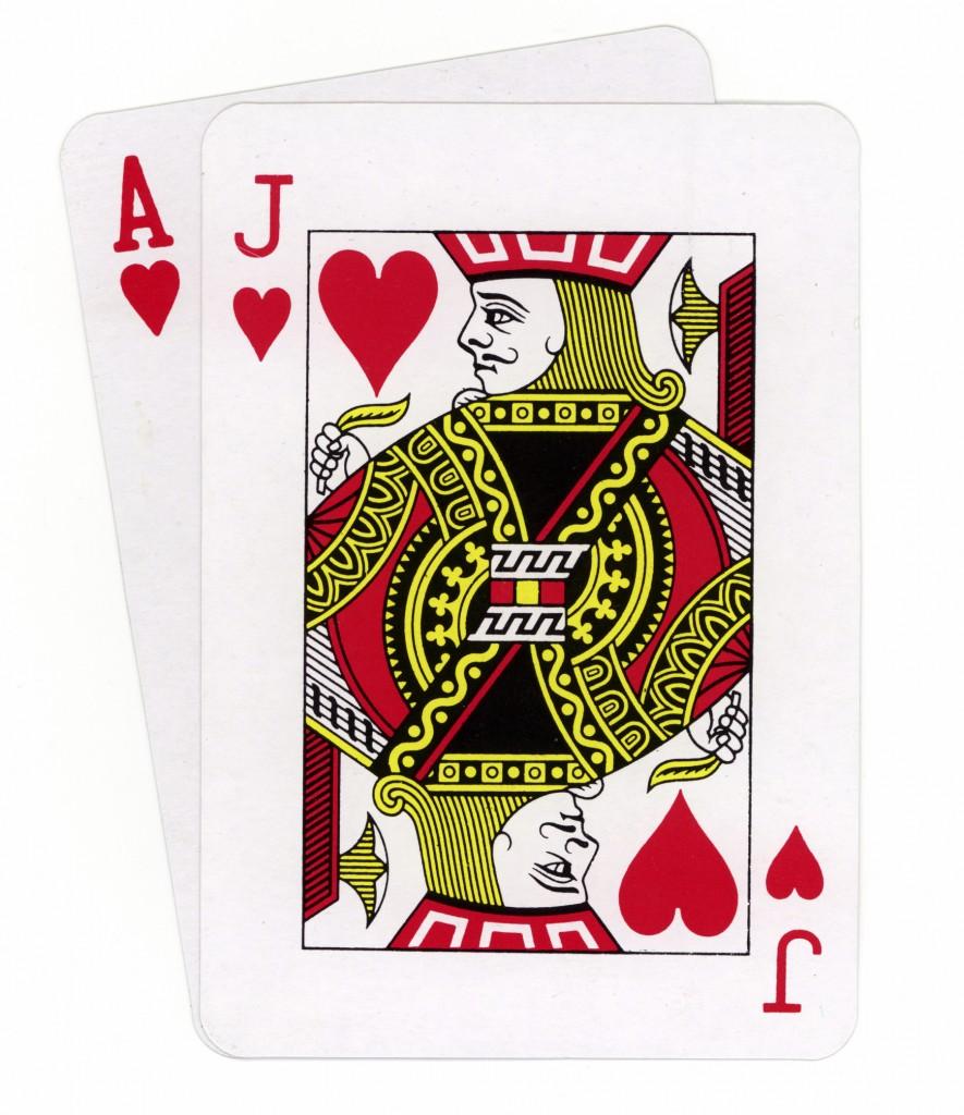 Jatka tai jää | Perusstrategia | Blackjack | Mr Green Casino