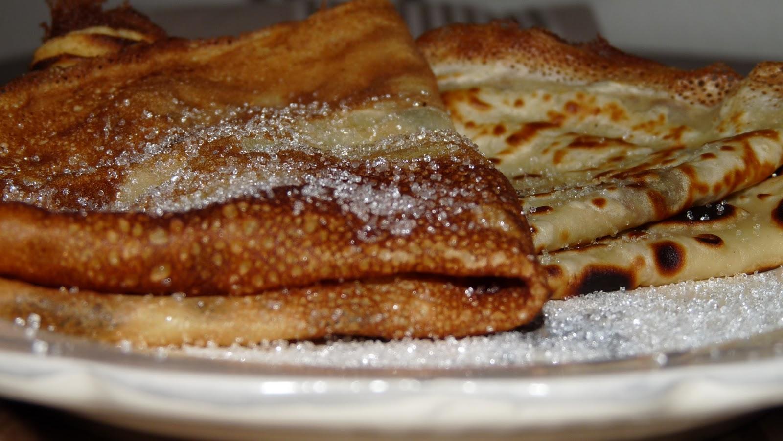 Recette p te cr pe la recette de ma tante bretonne c est ici - Recette pate a crepe bretonne ...