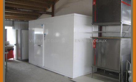 Chambre froide positive : la chambre frigorifique positive