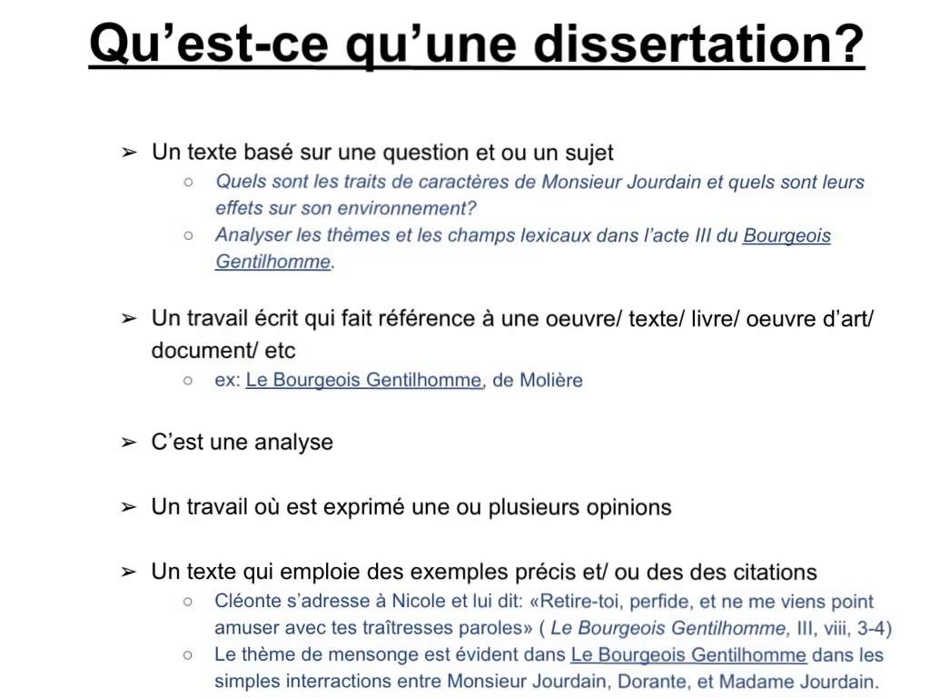 Méthode ⇒ Dissertation de Philo [+ Exemple] - Les Sherpas